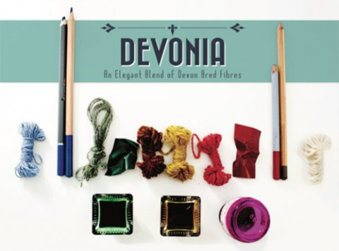 Welcoming Devonia at Edinburgh Yarn Festival