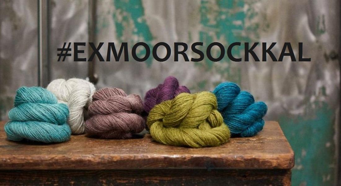 #ExmoorSockKAL
