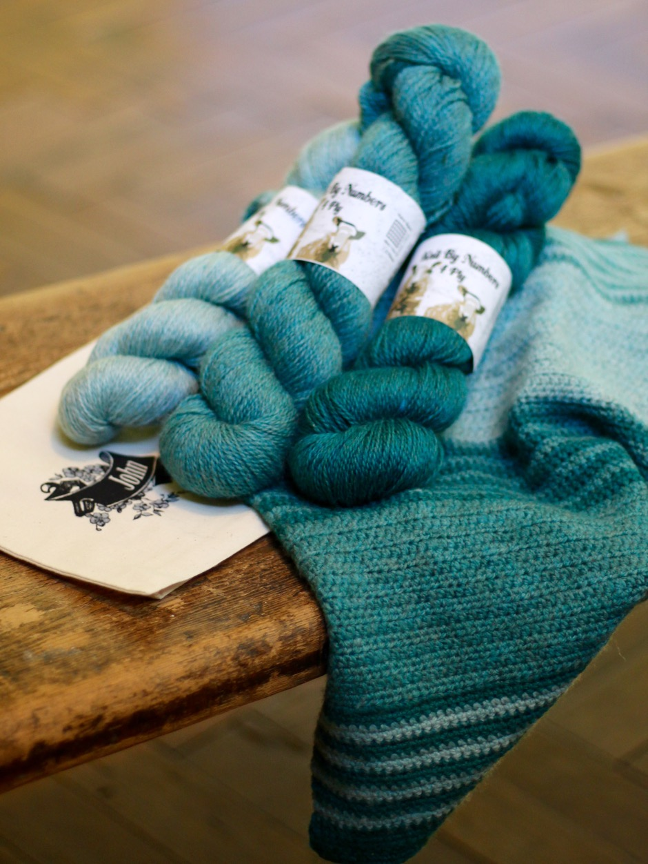 Knit by Numbers