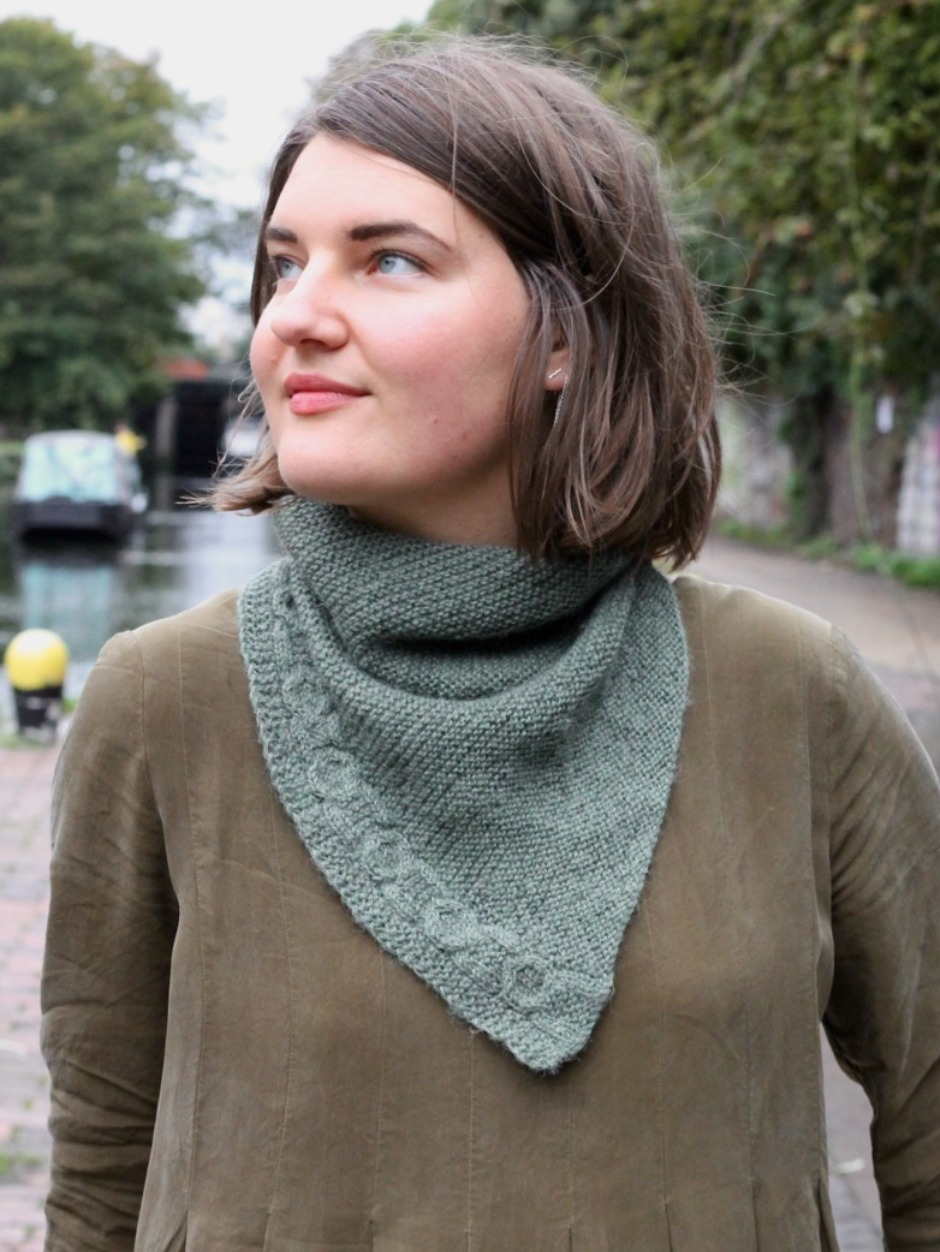 Mill Cowl - by Sonja Bargielowska