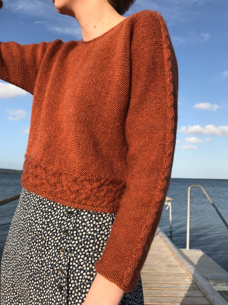 Havn Jumper - by Alice Sleight