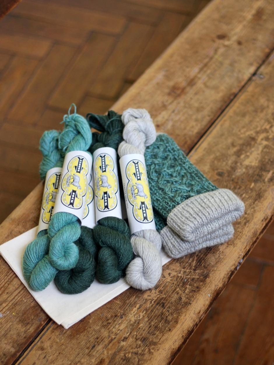 Wildner Top Socks Kit