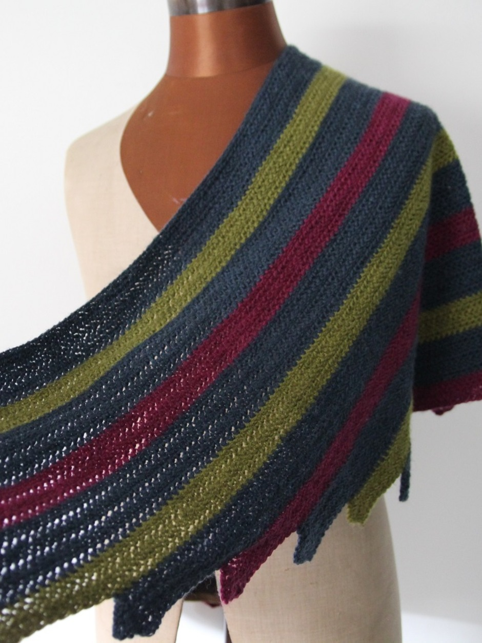 Kinbaine Shawl Kit