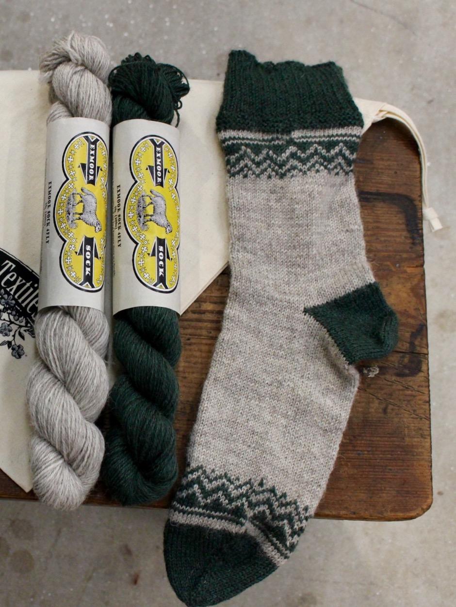 Why Knot Socks Kit