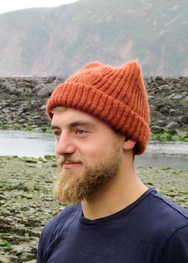 Devon Mariner Hat - by Helena Timms