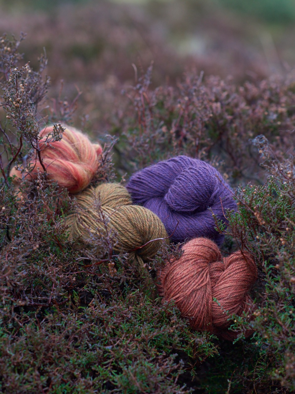 Harvest Hues Worsted / Light Aran