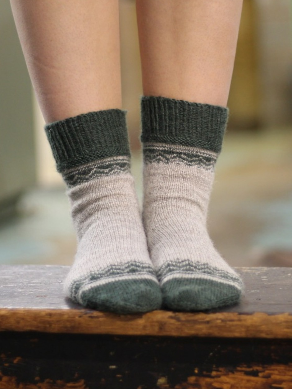 Why Knot Socks - by Sonja Bargielowska