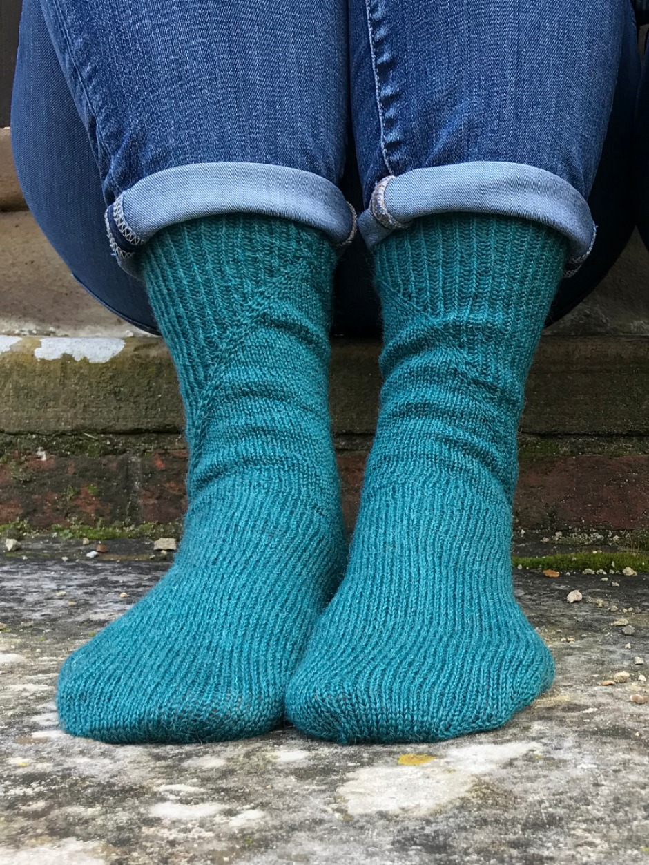 Gavl Socks - by Alice Sleight