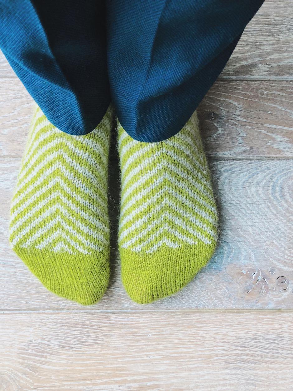 Lost in Sherwood Socks Kit