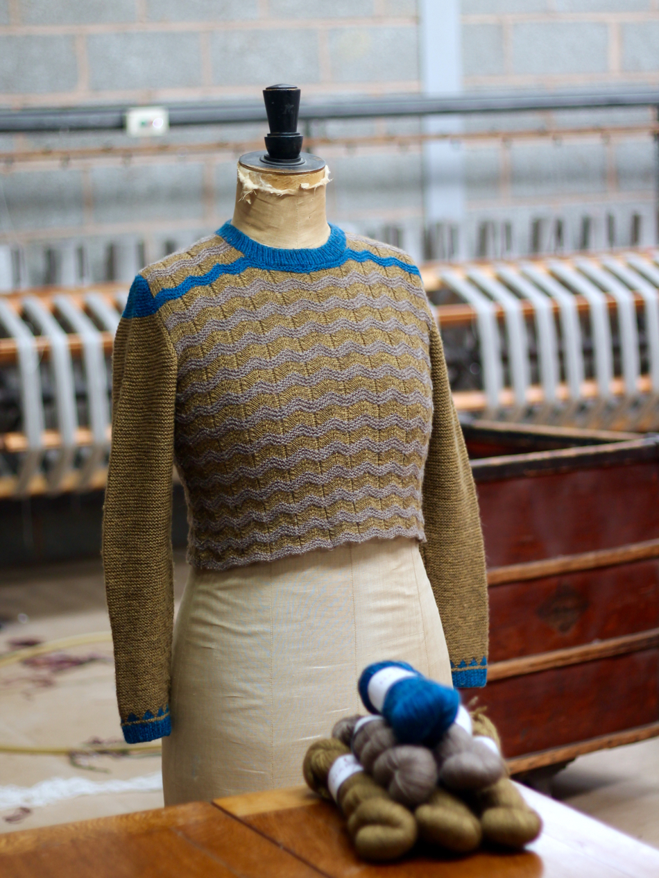 Vellamo Sweater Kit