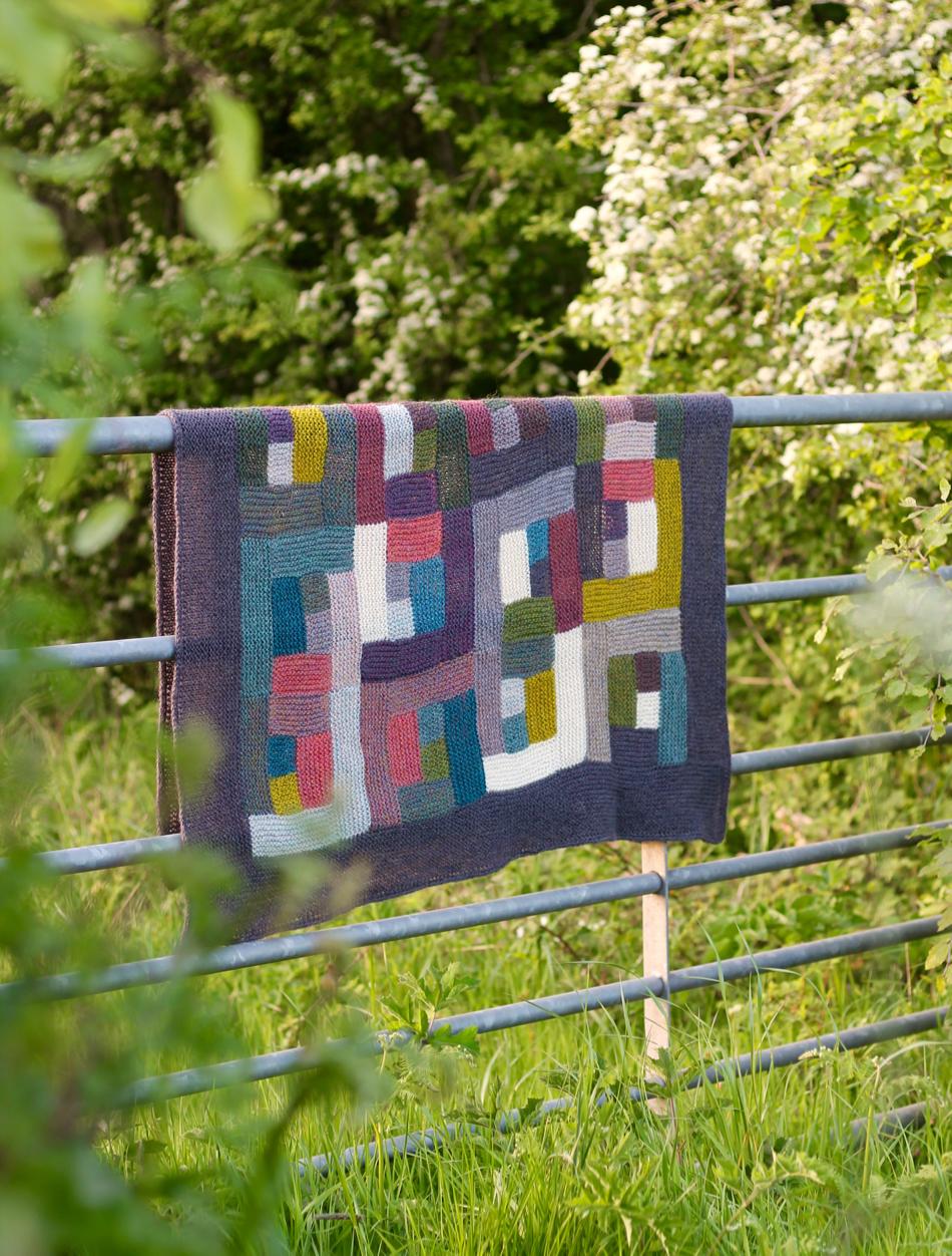 Pomona Blanket - by Sonja Bargielowska