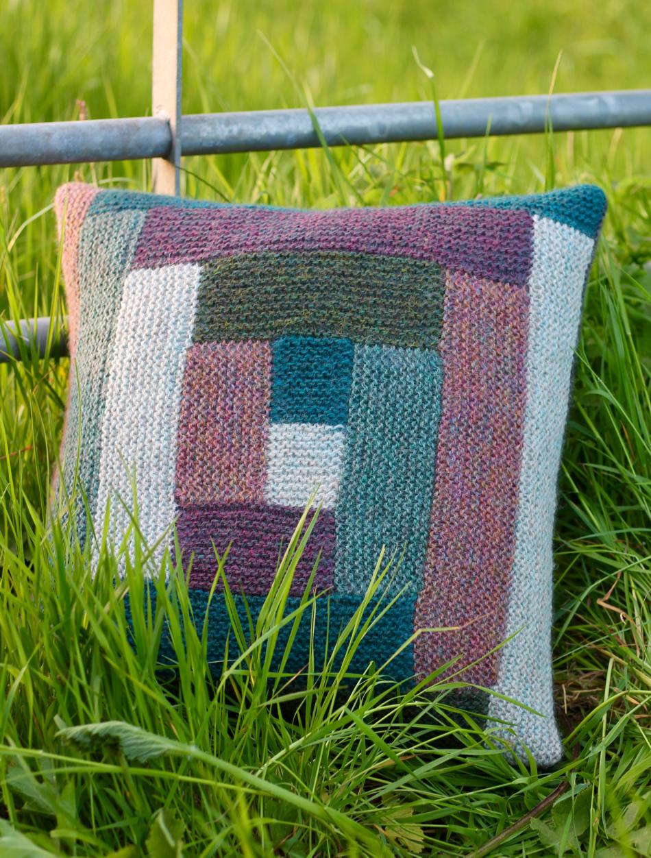 Pomona Cushion - by Sonja Bargielowska