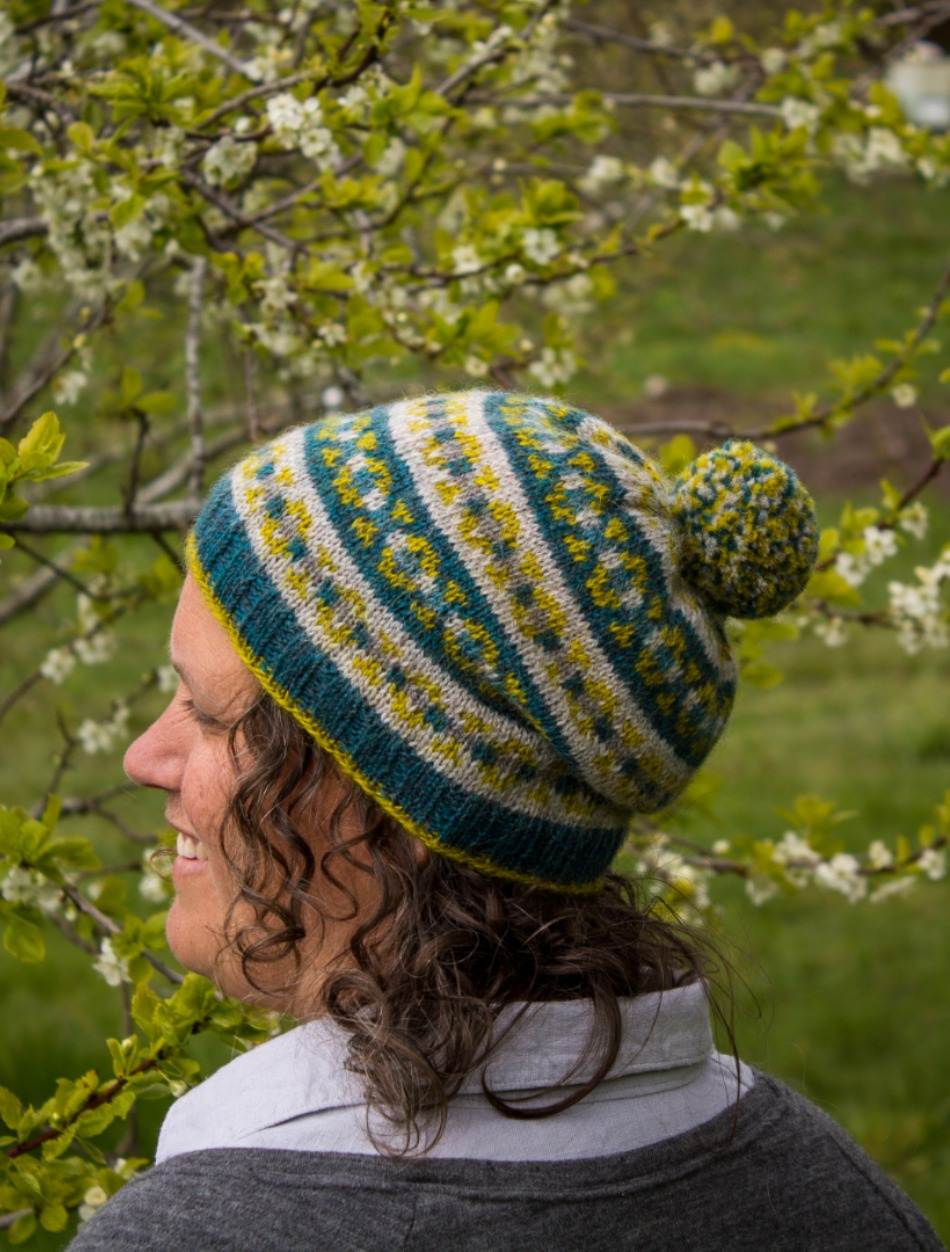 Torebreck Hat - by Emily Williams