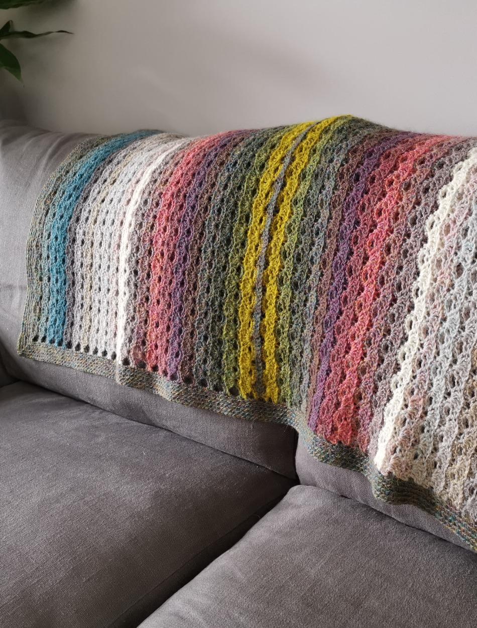 Bushel Blanket - by Fay Dashper-Hughes